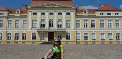 Rajd rowerowy do siedziby rodu Raczyńskich w Rogalinie-228