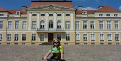 Rajd rowerowy do siedziby rodu Raczyńskich w Rogalinie-251