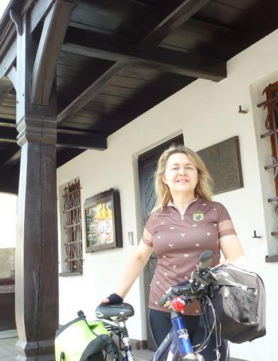 Rajd rowerowy do Stęszewa ze zwiedzaniem Muzeum Regionalnego-1127